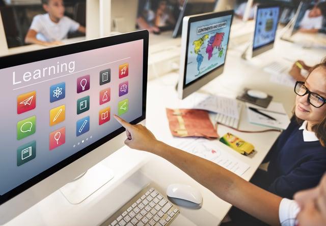 ICT reviews in schools
