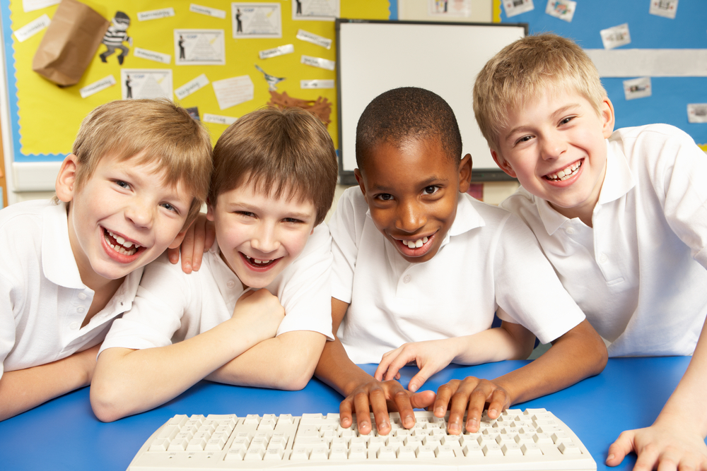 Novatia: Guide to ICT Planning for Schools- kids - medium sizeshutterstock_72420604